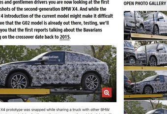 BMW X4 : Retraite anticipée ? #1
