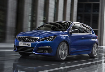 Peugeot 308: nieuwe neus, Euro 6c en aanraakscherm #1