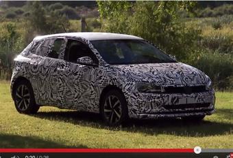 VIDÉO – Volkswagen : Voilà la Polo ! #1