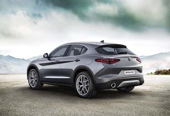 Alfa Romeo Stelvio krijgt nieuwe instapdiesel #1