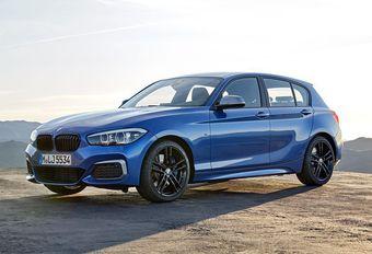 BMW Série 1 : restylage intérieur #1
