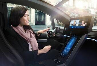 Bosch laat je verloren tijd aan het stuur nuttig doorbrengen #1