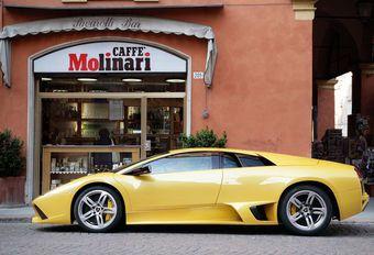 Lamborghini Murciélago : une histoire d'amour et... d'argent  #1