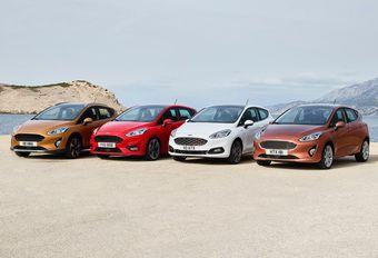 Ford dépasse VW : c'est la Fiesta ! #1