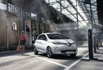 Renault voorspelt goedkopere elektrische auto's tegen 2020 #1
