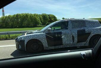 Ford Focus 2019 : en balade sur la E314 #1