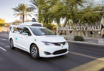 Google: 5 miljoen autonome kilometers #1