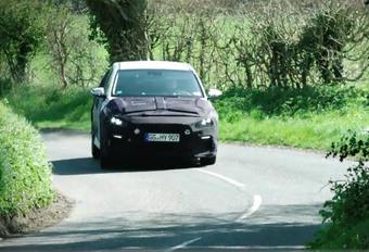 Hyundai i30N: en test en Angleterre #1