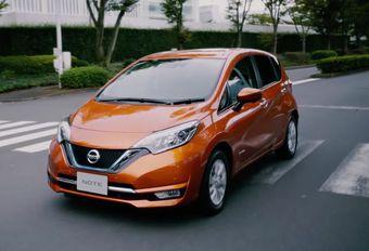 Nissan Note ePower voor Europa? #1