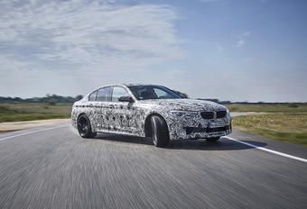 Officieel: nieuwe BMW M5 heeft RWD én xDrive #1