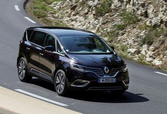 Renault Espace : un bloc essence signé Renault Sport  #1