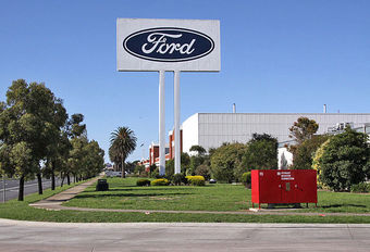 Ford : 20.000 postes en moins !  #1