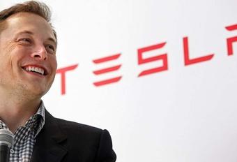 Elon Musk, baas onder de autobazen #1