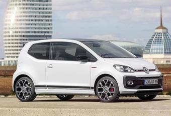 De Volkswagen Up is er nu ook als GTI! #1