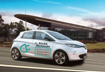 Renault: autonoom rijden tegen 2020 #1