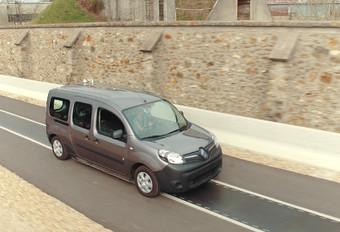 Renault teste la recharge en roulant #1