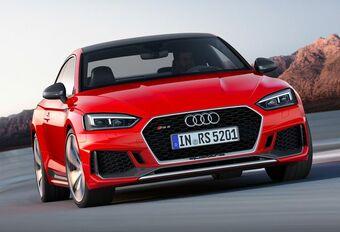 RS-Audi's worden gemarteld op de Nürburgring #1