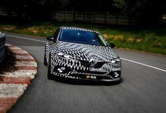 Renault Mégane R.S. wordt onthuld tijdens GP van Monaco #1