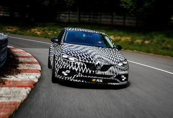Renault Sport telt af naar de nieuwe Mégane RS #1
