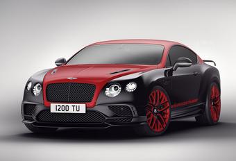 Bentley Continental 24 is Supersports met GT3-trekjes #1