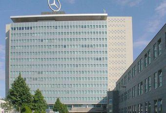 Dieselgate: inval bij Daimler #1