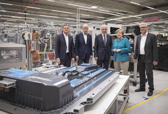 Daimler AG investeert fors in elektrische toekomst van Mercedes #1