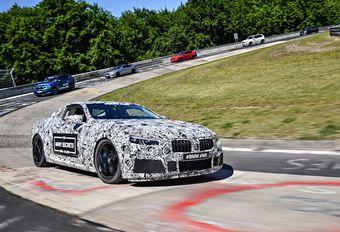 BMW M8 : la voilà (presque)… #1