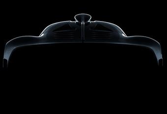 Meer details over de Mercedes-AMG Project One  #1
