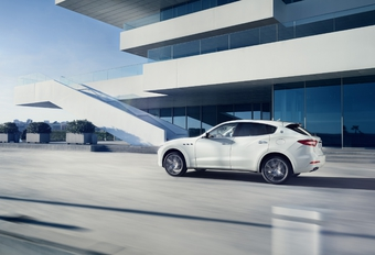 Hybride technologie Maserati Levante PHEV komt uit onverwachte hoek #1