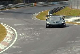 McLaren P1 LM : la plus rapide sur le Nürburgring ! #1