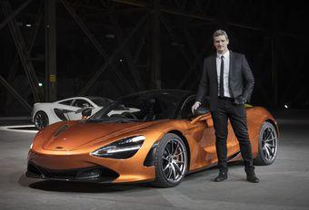 McLaren : nouveau directeur de design #1