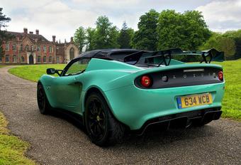 Lotus Elise als Cup 250 #1