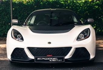 Volvo: ophangingen ontwikkeld door Lotus? #1