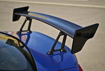 Subaru BRZ STI : confirmée #1