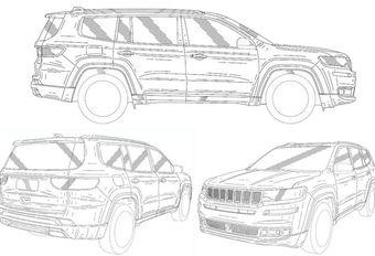 Jeep Grand Wagoneer : le voilà ! #1