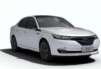 NEVS 9-3 en 9-3X: de elektrische comeback van Saab #1
