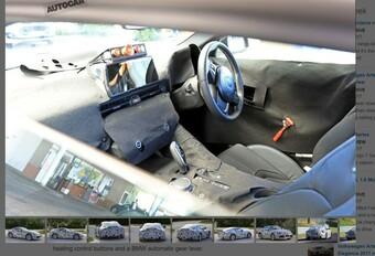 Toyota Supra : hybride et automatique  #1