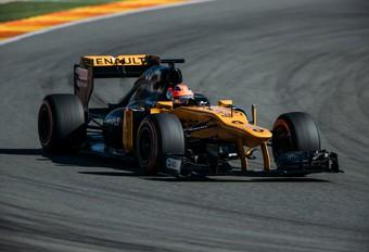 Robert Kubica voor het eerst in zes jaar terug in Formule 1-auto #1