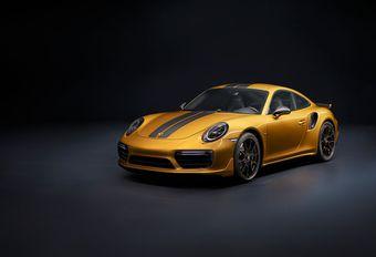 Porsche 911 Turbo S Exclusive Series: zeldzaam en krachtig #1