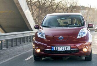 Elektrische auto vooral in Noorwegen en China populair #1