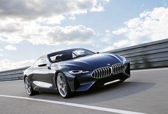 BMW Série 8 : pas de V12 ni d'hybride #1