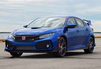 La 1re Honda Civic Type R états-unienne aux enchères #1