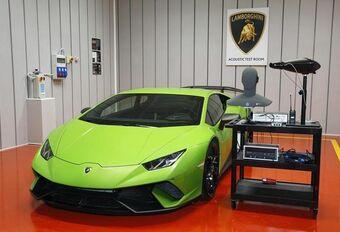 Lamborghini breidt uit #1