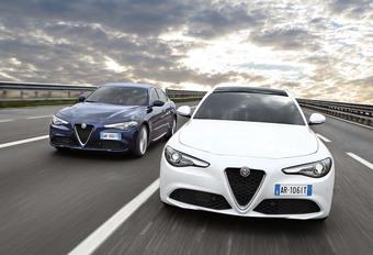 Alfa Romeo Giulia: tegenvallende verkoopcijfers? #1