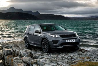 Land Rover : nouveaux moteurs pour les Discovery Sport et Evoque  #1