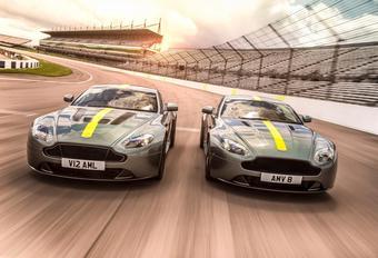 Aston Martin Vantage AMR: racegeïnspireerde versies van UK's schoonste #1