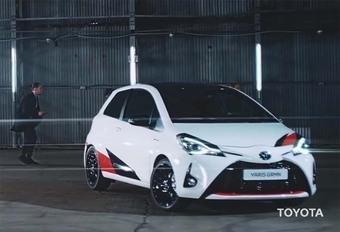 Toyota Yaris GRMN : Voilà le son de son moteur ! #1