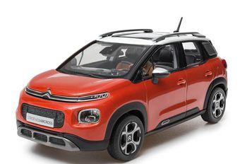 Citroën C3 Aircross: Airbumps op de miniatuurversie #1