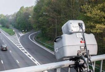 Sanctions administratives des excès de vitesse en Wallonie : explications #1