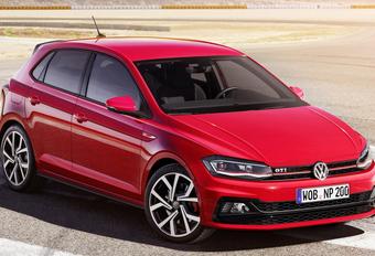 Nieuwe Volkswagen Polo te vroeg op het internet #1